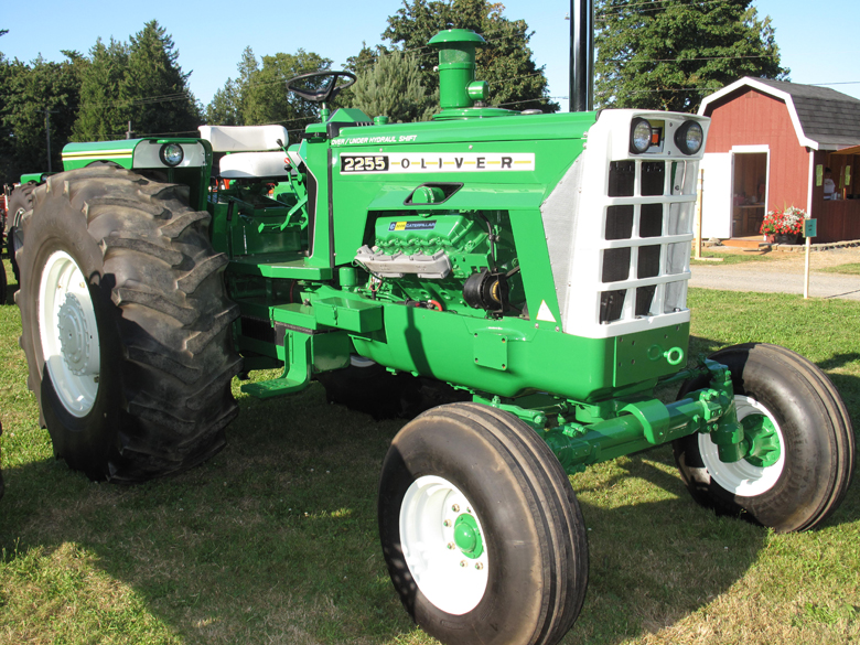 Oliver Tractor Decals : Oliver bing images