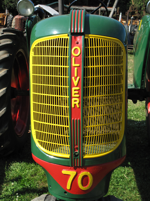 Oliver 70 grill radiator oliver parts oliver tractor parts - Grille barbecue 70 x 40 ...