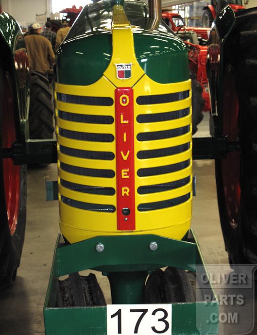 Oliver 77 Grill - Oliver Parts - Oliver Tractor Parts