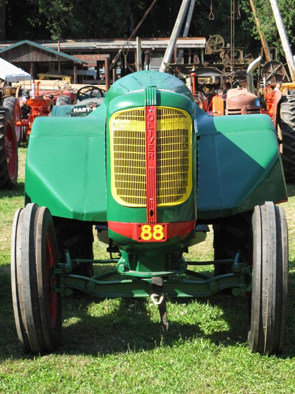 Oliver Orchard Grill - Oliver Parts - Oliver Tractor Parts