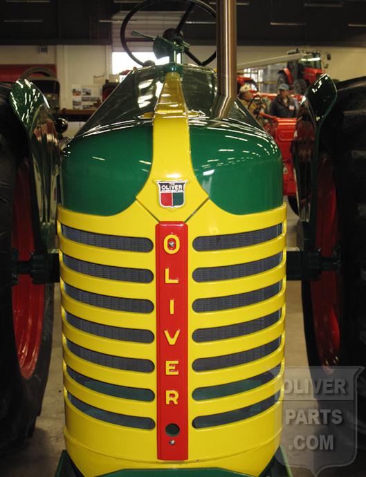 Oliver Standard 66 tractor grill - Oliver Parts - Oliver ... on