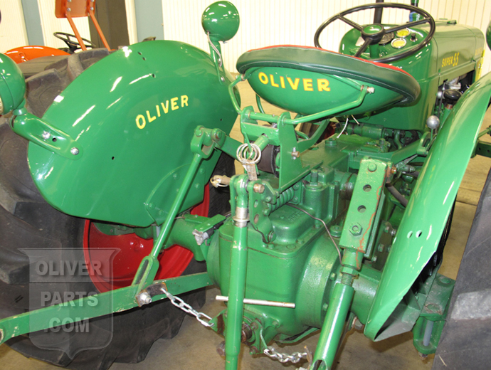 Oliver Three Point Hitch : Oliver super deisel point hitch parts