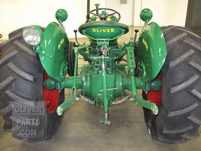 Oliver Super 55 Parts - custom project wiring diagram on