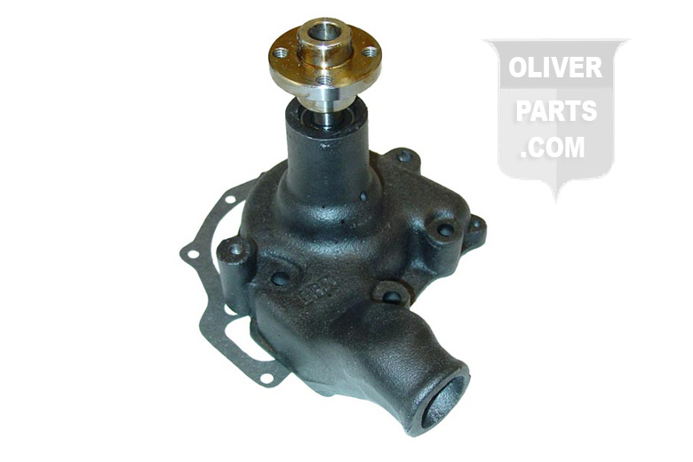 New Water Pump For Oliver 88, Super 88, 550 SN#:72832 to 127364, 770 SN#73639 & UP, 880 and White 2-44 Gas or Diesel.  Replaces Oliver PN#: 106871AS & 162899AS Casting Number 190060, 190160, and 190360.