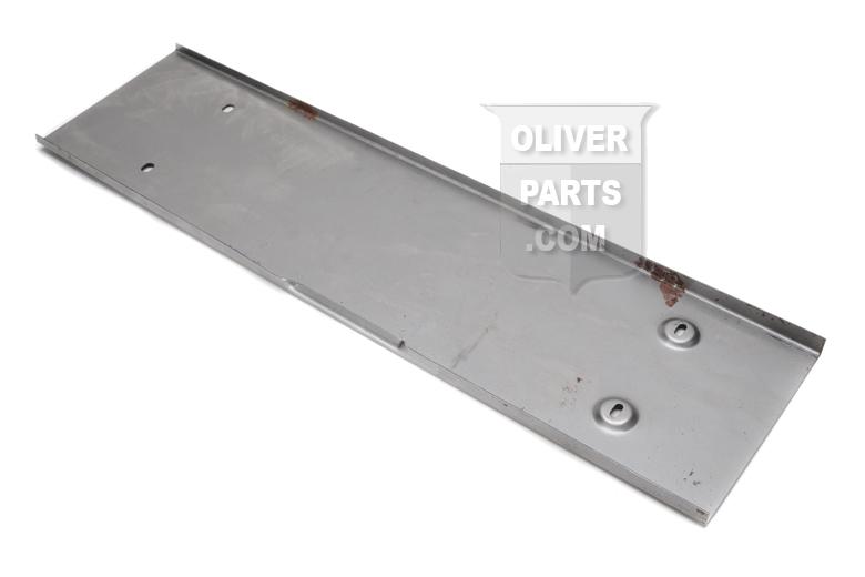 Fuel fillerRadiator door - Oliver Super 55