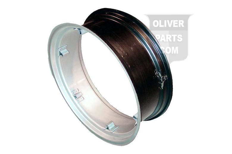 10X28 6 Loop Rear Rim For Oliver: Super 55 and up.
