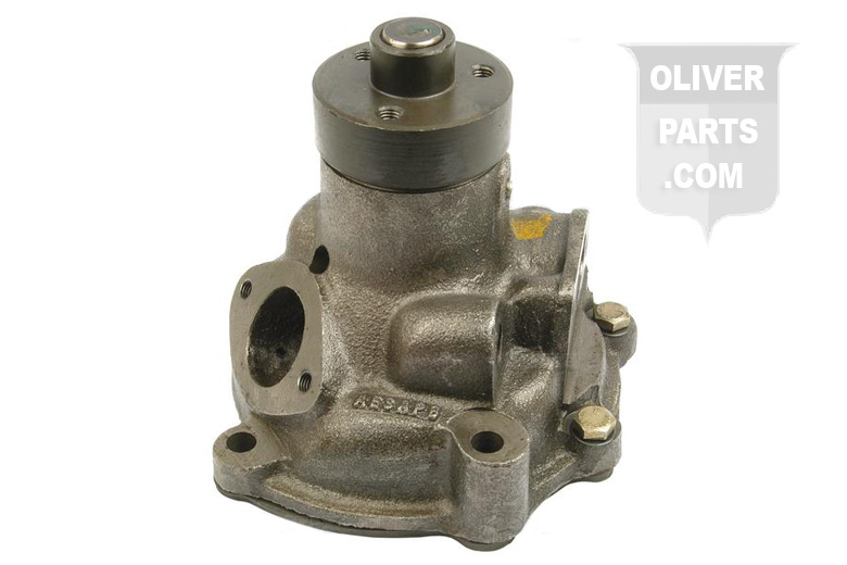 Water Pump For Oliver: 1250A, 1255, 1265, 1270, 1355, 1365, and 1370. Replaces Oliver PN#:31-2903228, 72090472, TX10252