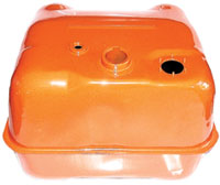 New fuel tank for Oliver 1250A, 1255, 1265, 1270, 1355, 1365, 1370, 2-50, 2-60. Also known as: Fiat: