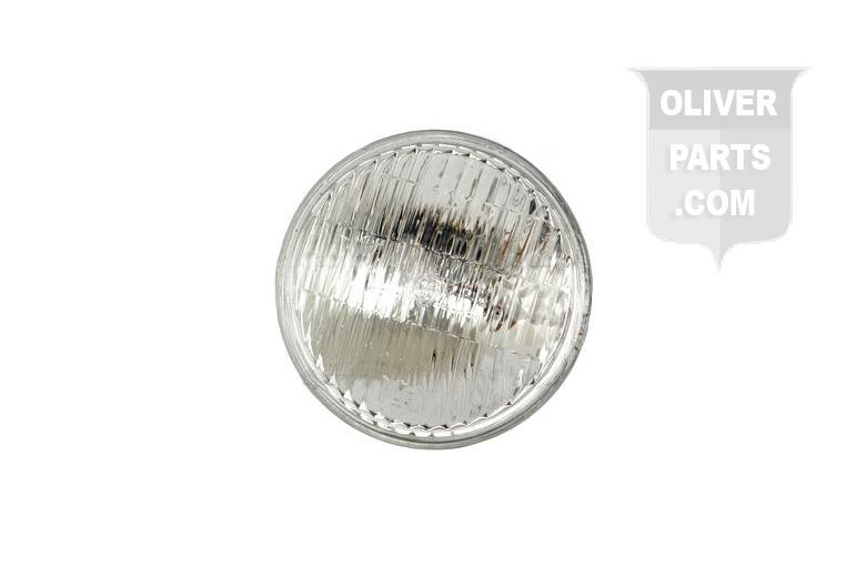 Sealed Beam Bulb - 6 Volt (5 3/4'') - Oliver 66, SUPER 66, SUPER 55, SUPER 77, SUPER 88, SUPER 99