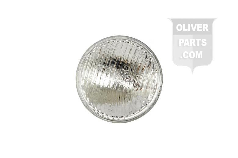 Sealed Beam Bulb - 12 Volt (5 3/4'') - Oliver 66, SUPER 66, SUPER 55, SUPER 77, SUPER 88, SUPER 99