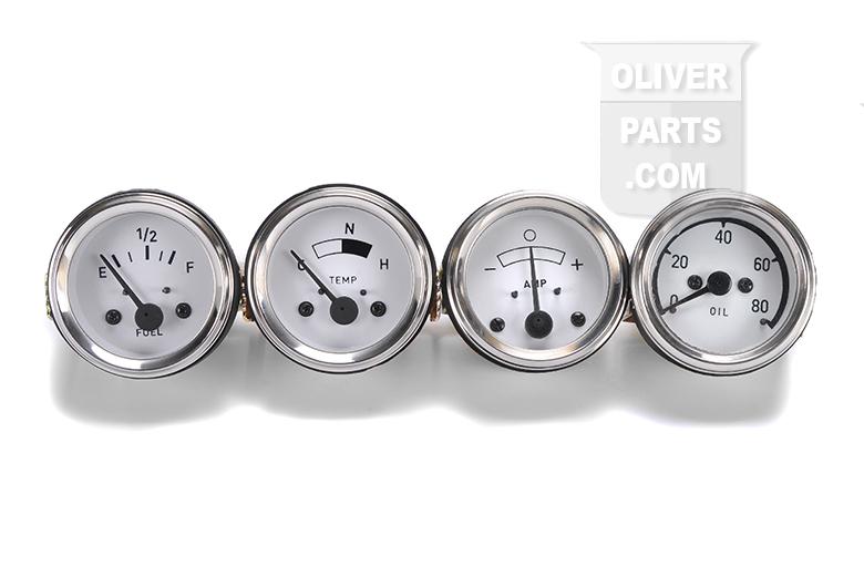Oliver gauge set - Oliver 1750,1800,1855,1950,1955,2050, 2150