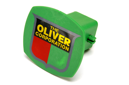 Oliver Trailer Hitch Cover