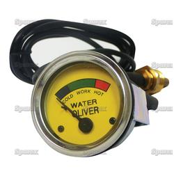 Water Temerature Gauge For Oliver Super 44, Super 55, Super 66, Super 77, Super 88, 440, and 660. Replace Oliver PN#:IE528, 1k528e