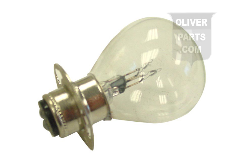 12 VOLT BULB - OLIVER Tractors - DOUBLE CONTACT - WILL FIT O.E.M. 5-3/4\ 6-VOLT & 12-VOLT
