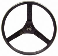 Steering Wheel-Keyed For Oliver: 1250, 1250A, 1255, 1265, 1270, 1355, 1365, 1370, and 1450.