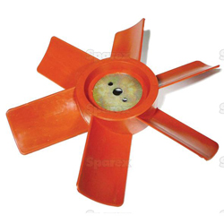 6 Blade Plastic Fan Blade For Oliver 1250 Diesel