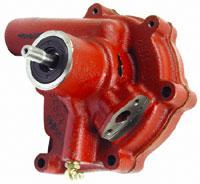 Water Pump (3/8) Shaft - Oliver 1250 Gas