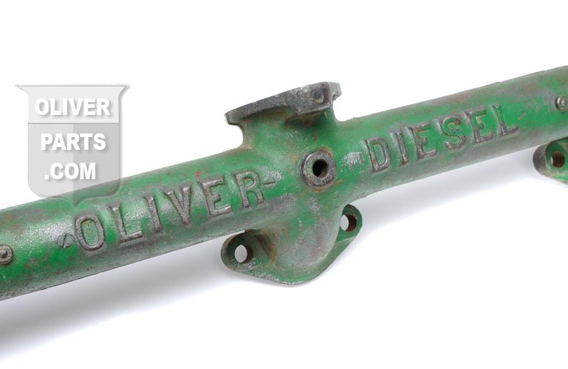Oliver 77 KD Row Crop - Intake manifold