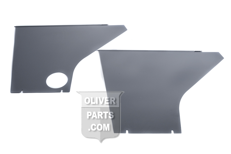 Fleet Line Panels, Engine  Rear Side Panel - 88, Super  88 (Gas/Diesel)