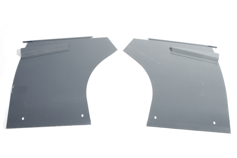 Price is for pair. Made in the USA panels.  These panels will give your tractor the factory look.