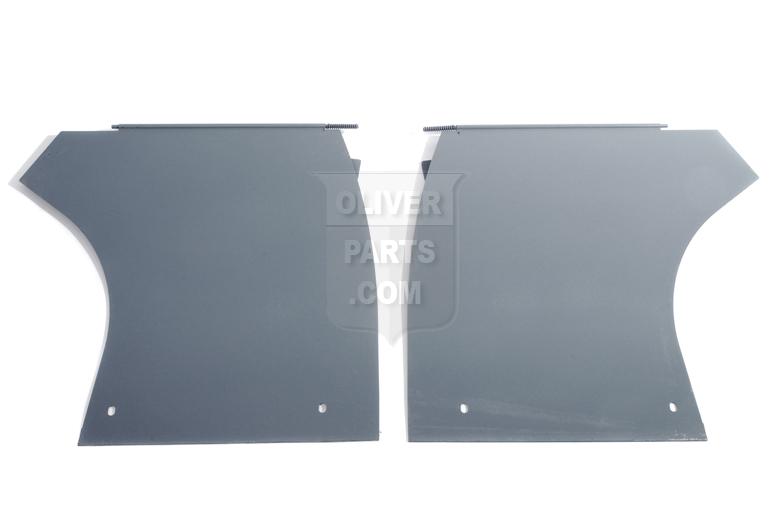 Engine Rear Side Panels - 60  Row Crop