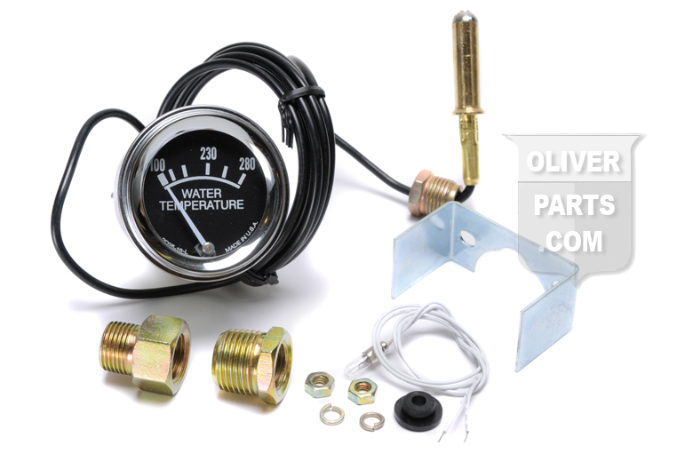 Replacement temperature gauge for your oliver tractor!