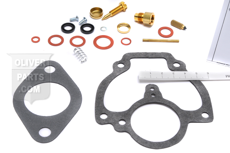 Zenith Carburetor Rebuild Kit For Oliver 70