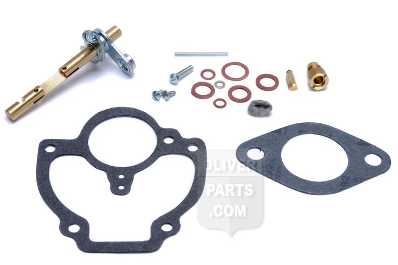 Basic Zenith Carburetor Rebuild Kit - Oliver 70, 770, 880