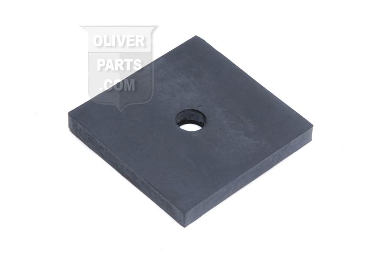 Universal Radiator mounting pad 2\ X 2\, 1/4\ thick