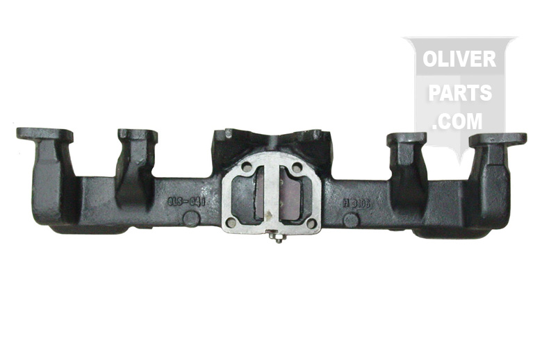 Exhaust Manifold - Oliver 70