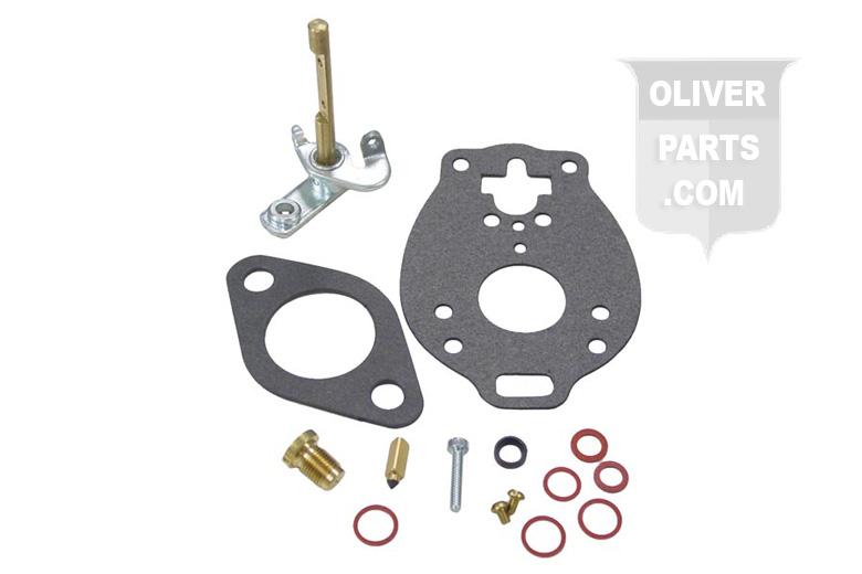 Basic Carburetor Repair Kit For Marvel Schebler Carburetors
