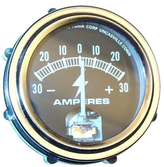 Amp Gauge 30-0-30