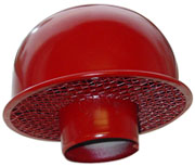 AIR CLEANER CAP -  Minneapolis MolineJETSTAR 3, 3 STAR, M5, GTU, U, UB