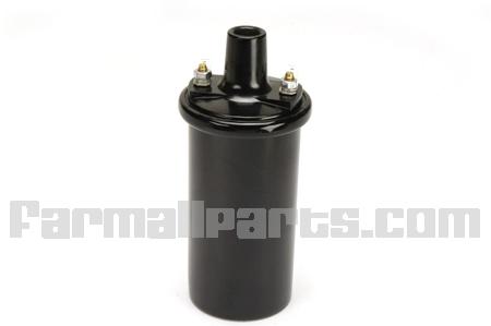 6 volt or 12 Volt w/external resistor coil