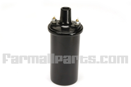 This 12 Volt coil works with tractors that do not have an external resistor.