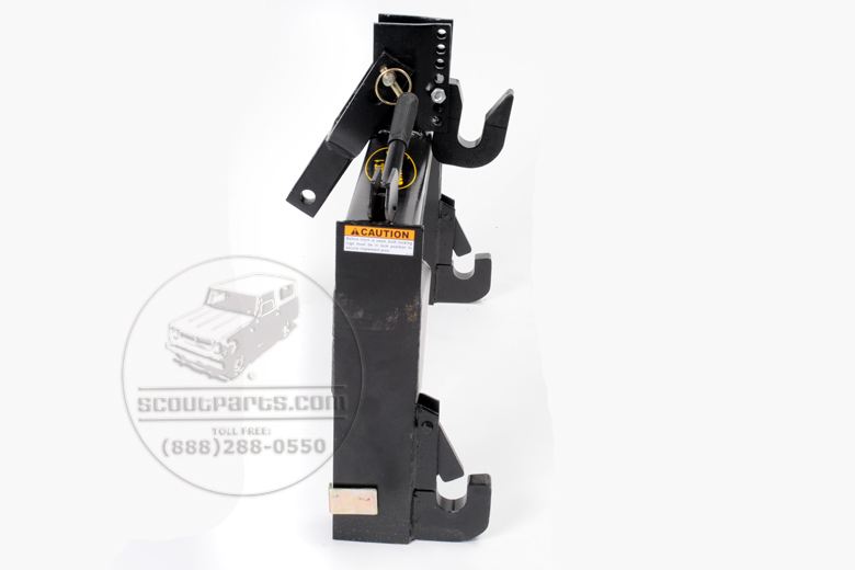 3 Point Quick Hitch Adapter - Category 1