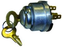 Ignition Switch With  2 keys. Fit Oliver 55, 550, 660, 770, 880, 950, 1550, 1555, 1600, 1650, 1655, 1750, 1755, 1850, 1855, 1950, 1955, 2150 and 2255. Also Fits White 100, 140, 160, 2-70, 2-85, 2-88, 2-105, 2-110, 2-135, 2-150, 2-155, 2-180, 4-150, 4-175, 4-180, 4-2101 4-225 and 4-255. 5 Spade Terminals.