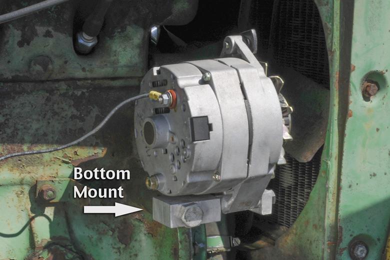 alternator change kit oliver 70 77 oliver parts for tractors