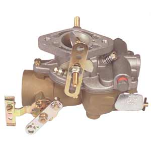NEW CARBURETOR 
