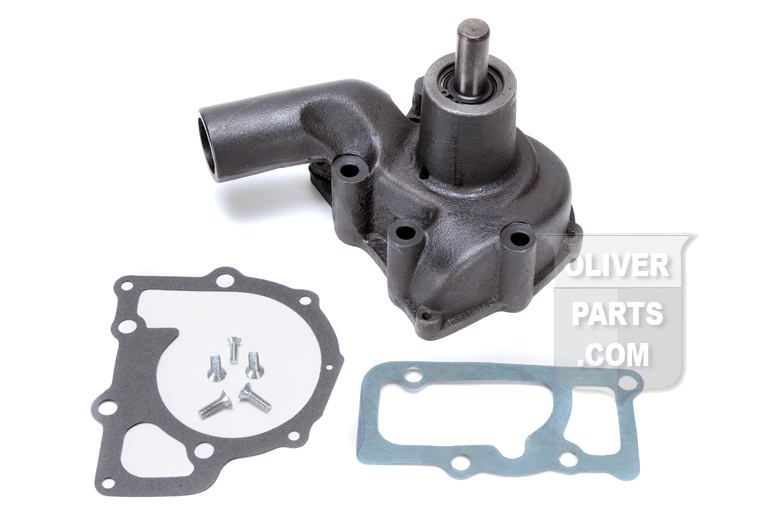 Water Pump (Rebuilt) - Oliver 55,550,1550,1555,Early 1600,1650 gas & dsl