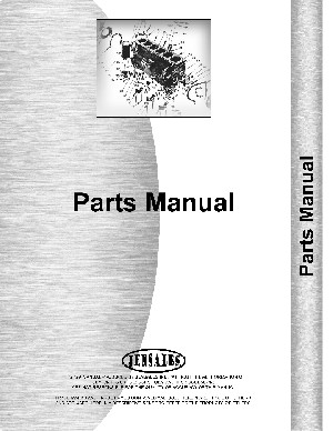 This is a Parts Manual for the following model: