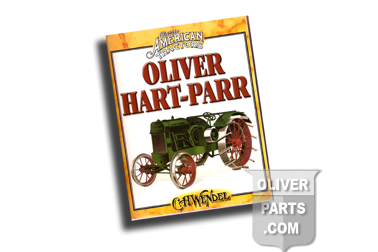 296 pages with 1000\'s of B&W pictures.  If you are in to Olivers, Hart-Parr, you gotta have this book!
