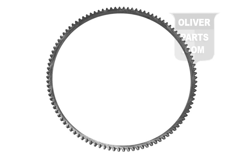 Flywheel Ring Gear Fits Oliver: Super 44 & 440 With The F124, F140, F162 Continental Flathead Engines. Replaces Oliver PN#:452341A and Continental PN#:C400C305. Ring Gear Dimensions 12-1/8 I.D., 13-1/8 O.D. 103 Teeth.