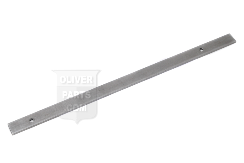 Grille screen mounting bar - Oliver 66 Oliver 77