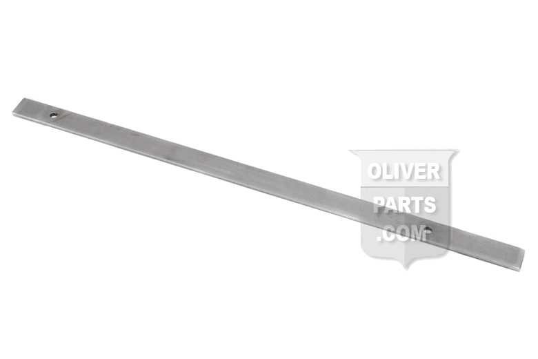 Grille screen mounting bar - Oliver 88
