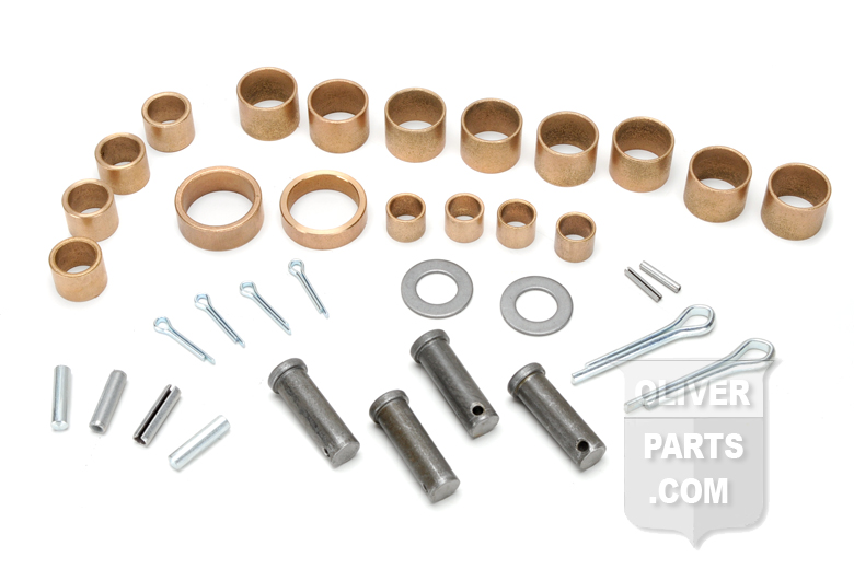 Fleetline Early Seat Bushing Kit  - (band Brake Models)
