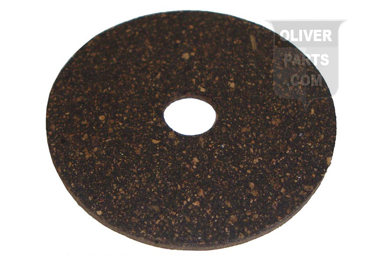 Hydraulic Lift Lever Control Friction Disc For Oliver: Super 55, 550, 1755, 1855, 1955, and 2255.