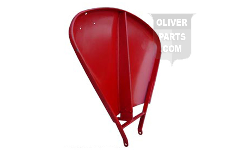 Left Hand Fender For Oliver 60 Rowcrop.
