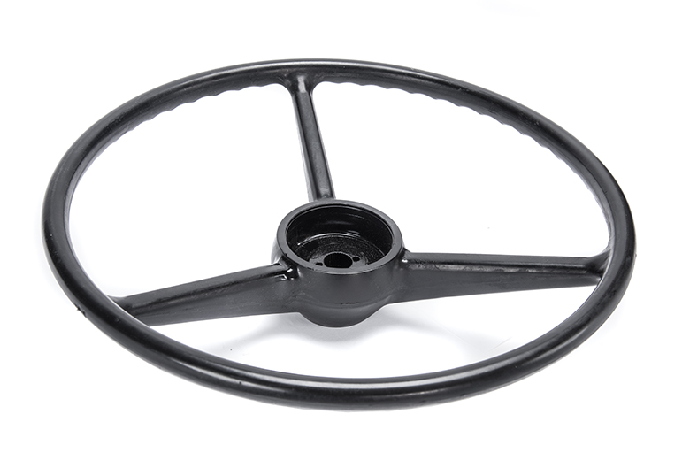 Steering Wheel 15 Diameter, 36 Spline 11/16 Diameter Shaft For Oliver: 550 SN#:110012 and Up, 1550, 1650, 1750, 1850, 1950, 1950T, 2050, 2150, 1555, 1655, 1755, 1855, and 1955. Replaces Oliver PN#: 159082A.
