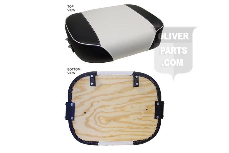 Bottom Seat Cushion For Oliver: 770, 880, 1550, 1555, 1600, 1650, 1800, 1850, And 1900. Replaces Oliver PN#:105812asa, 105812asb.